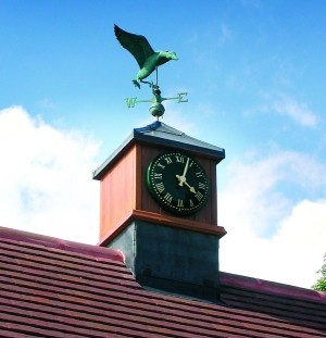 Clock Tower Roof