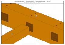 Oak Insulated Floor Joist