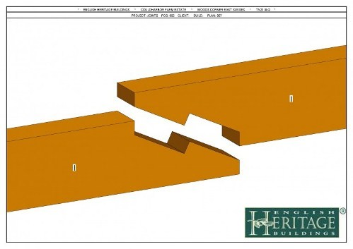 Timber Frame Scarf Joint Page 8 Frame Design Amp Reviews