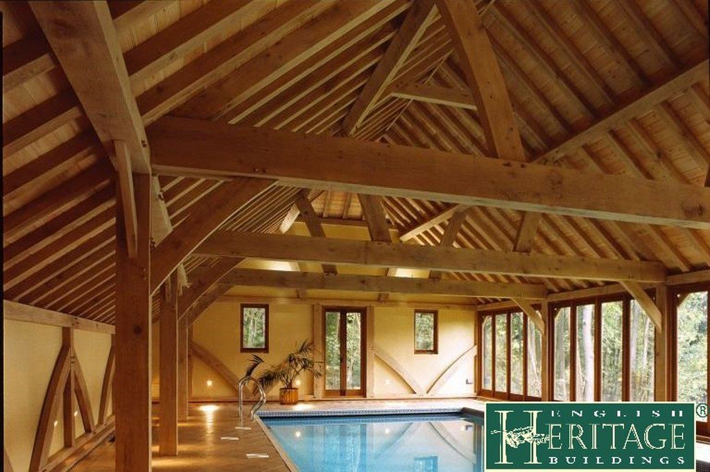 Oak Framed Home Leisure Buildings