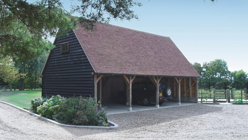 Planning Permission for an Oak Garage