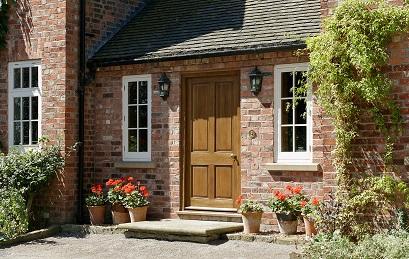 Upgrade to Oak Doors & Windows