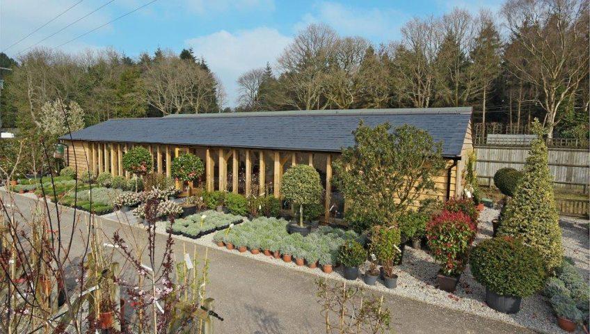 Burrow Nursery by English Heritage Buildings