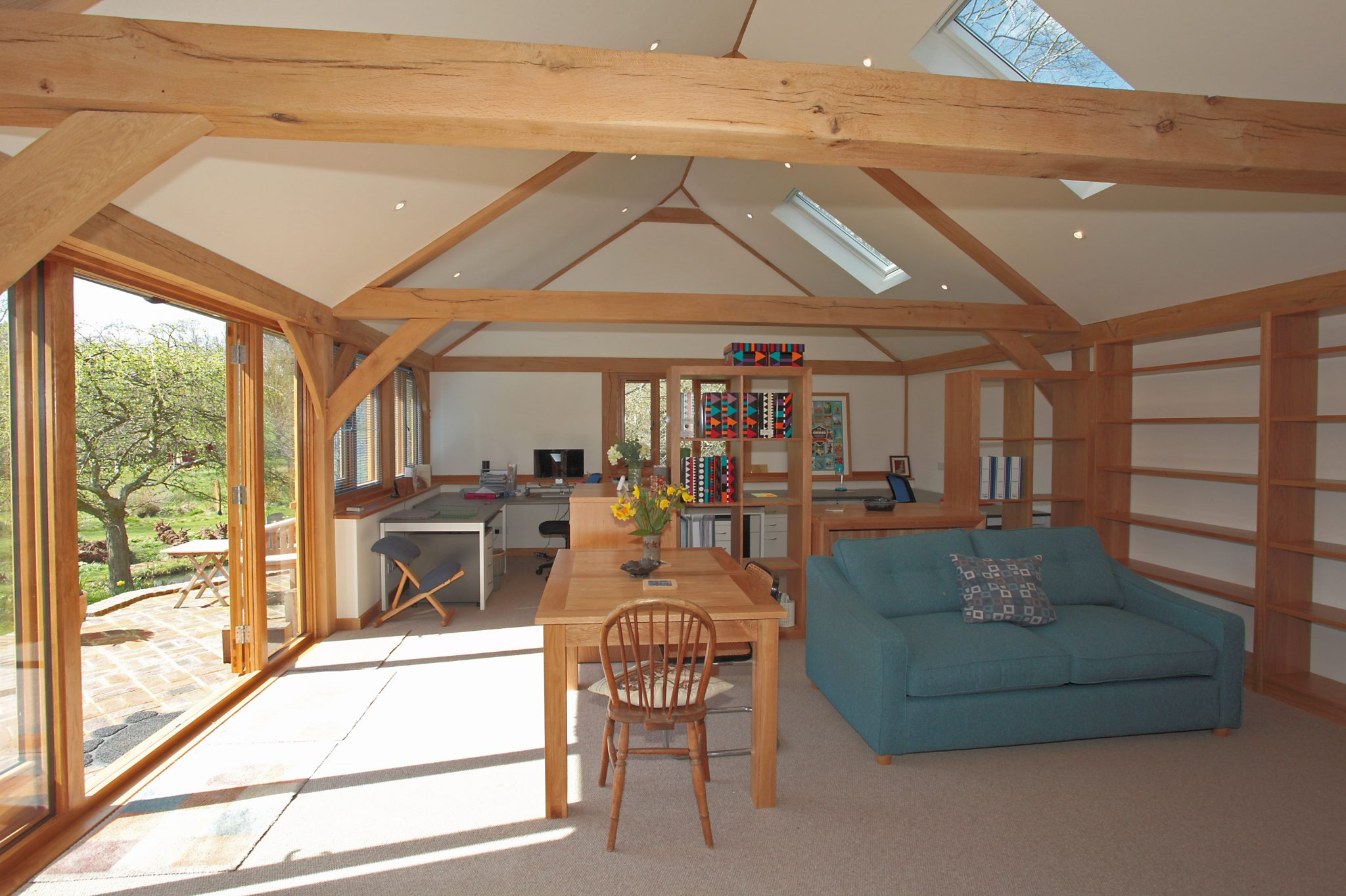 garden room internal