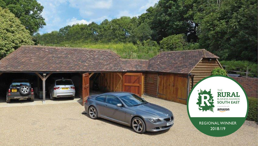 English Heritage Buildings - Best Rural Manufacturing Business 2018