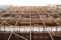 wooden high rise