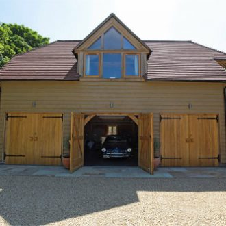 timber garage sussex