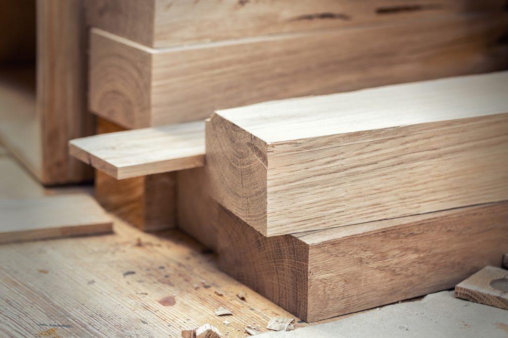 oak timber planks